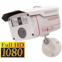 Câmera Segurança Full Hd 2500 Linhas De Tv 1080p 3.6mm Ahd