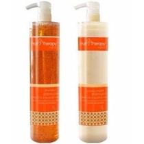 Left Hair Care - Fruit Therapy Nano Papaya Kit Shamp + Cond