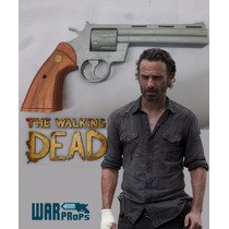 The Walking Dead Colt Python Revolver Rick Grimes Replica