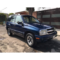 Chevrolet Tracker 5p Hard Top 4x2 Aut Cd L4 2004