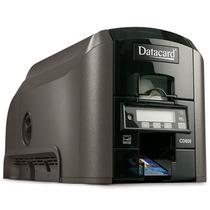 Impresora Cd800 Una Cara De La Tarjeta, Tolva Para Entrada D