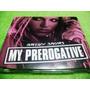 Eam Cd Maxi Britney Spears My Prerogative 2004 5 Tracks Pop