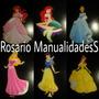 Souvenirs Princesas Disney Fibrofacil