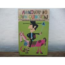 Antiguo Afiche Cine Cubano Aventuras De Juan Quin Quin