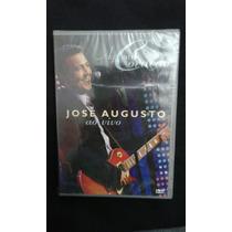 Dvd José Augusto - Aguenta Coração - Ao Vivo