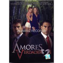 Amores Verdaderos 4dvd - Eduardo Yañez Eiza Gonzalez