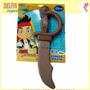 Mini Espada Jake Y Los Piratas Del Nunca Jamás Original