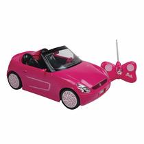 Carrinho Controle Remoto Barbie Candide Fabulous Certificado