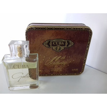 Perfume Cuba Paris- Gold- Lata 100 Ml