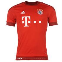 Camiseta Bayer Titular 2015/16