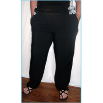 Pantalones De Fibrana Nuevos Talles Grandes Talle 6 O Xxxl