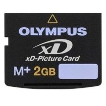 Cartao De Memoria Xd Card Olympus 2 Gb