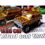 Mc Mad Car Majorette Jeep Cherokee 4x4 Coleccion 1/64 Auto