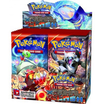 Xy Primal Clash Booster Box - Booster Box (inglês) Pokemom