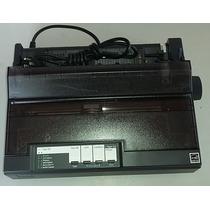 Frete Gratis Impressora Epson Lx-300+ Ii Usb Preta Até 12x !