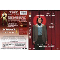 Dvd Man On The Moon El Lunatico Jim Carrey Devito Tampico