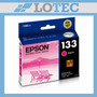 Cartucho Epson Original Color Magenta 133 T22 T25 T133320