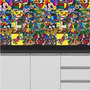 Adesivo Azulejos Britto 1,20m X 0,60m