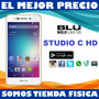 Telefono Blu Studio C Hd 5.0 + 8 Mp + 8 Gb + 1 Gb Ram Tienda<br><strong class='ch-price reputation-tooltip-price'>Bs. 459.990<sup>00</sup></strong>