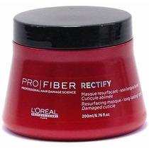 Máscara Loreal Pro Fiber Rectify Renovadora 200ml