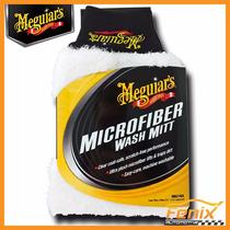 Luva Automotiva De Microfibra Wash Mitt - X3002 - Meguiars