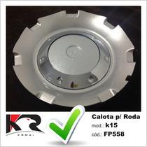 Calota Tampa Miolo Roda Krmai K15 Réplica Audi Pavia Gcfp558