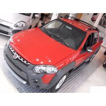 Fiat Strada Adventure Doble Cabina-anticipo $58.000 Y Cuotas
