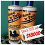 Pack Shampoo Mas Acondicionador 355 Ml Mane And Tail