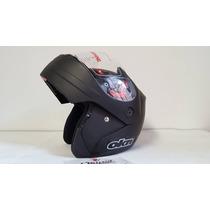 Casco Rebatible Moto Okn1, Negro Mate ,brillante ,azul ,rosa