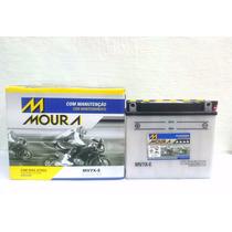 Bateria Moura Moto - 12v E 7ah P/ Neo At115, Nx 200