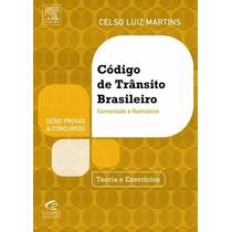 Código De Trânsito Brasileiro Comentado - Livro Digital