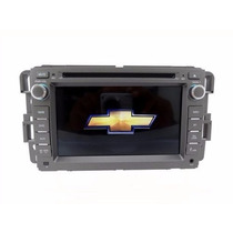 Central Kit Multimidia Chevrolet Captiva C/ Tv Digital & Cam