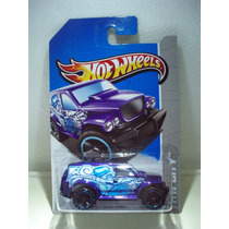 Hot Wheels Camioneta Power Panel Morado 39/250 2013