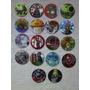 Lote 18 Tazos Coleccionables Plantas Contra Zombies
