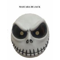 Mascara De Jack Dia De Muertos