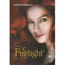 Libro: Saga Firelight (incluye Breathless) ( Sophie Jordan)