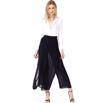 Precioso Pantalon De Vestir Para Dama Talla Grande