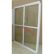 Puerta Balcon 150x200 Vidrio Entero Con Alto Transito