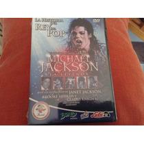 Michael Jackson La Historia Del Rey Del Pop Dvd Promo