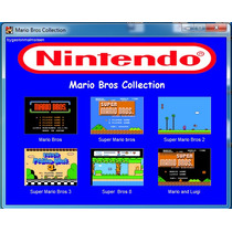 Juegos Arcade Coleccion Mario Bros Y Pac Man