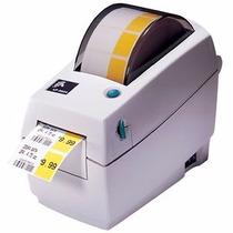 Impresora Zebra Termica Lp-2824 Etiquetas Codigo De Barra