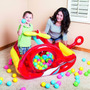 Juego Inflable Play Center Helicoptero Con Pelotas