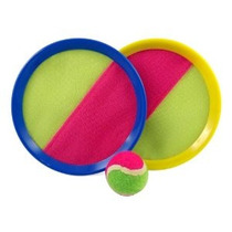 Velcro Toss Y Catch Juego De Deportes Para Niños Con Bola Y