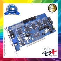 Placa Captura Geovision Gv800 Pci-express 8.5.5 Win7 64bits