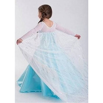 Disfraz Elsa Frozen Niñaprincesa Sofia Blanca Nieve Hallowen