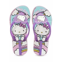 Chinelo Infantil Feminino Ipanema Hello Kitty