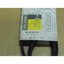 Correia Alternador Clio Scenic 1.6 16v 5pk1747 Original