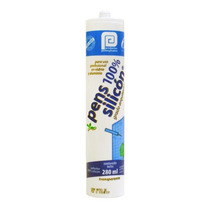 Silicon Transparente Pennsylvania Tubo 280ml