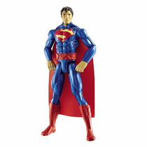Boneco Liga Da Justiça Superman - 30 Cm - Mattel