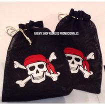 Piratas Costalitos Para Dulces Articulos De Fiesta